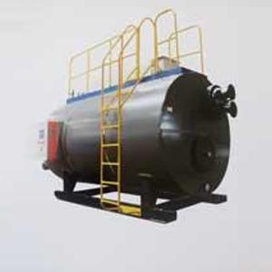 燃油燃氣蒸汽鍋爐設計