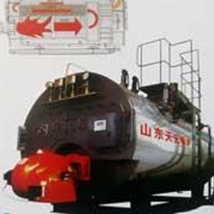 燃油燃氣蒸汽鍋爐制造